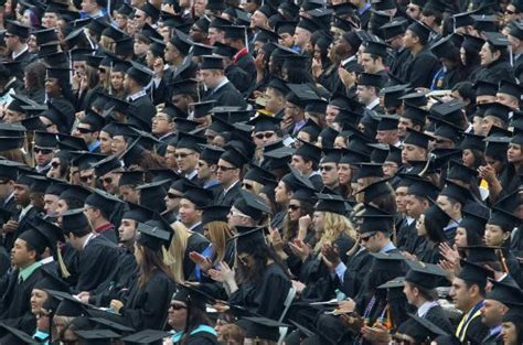 Umass Boston Mba Healthcare by Area College Commencements The Boston Globe