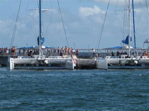 catamaran crucero del sol cuba the crucero del sol a must catamaran tour picture of