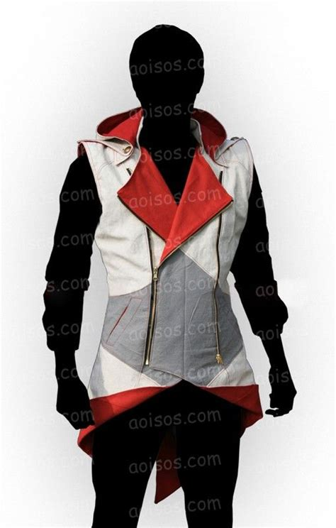 Vest Rompi Assasins Creed Chronicle assassins creed jacket assassin s creed the o jays jackets and assassins creed