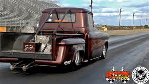 Wheels Truck Drag Racing 3 Trent Willson Radical Classic Drag Racing Chevy Truck