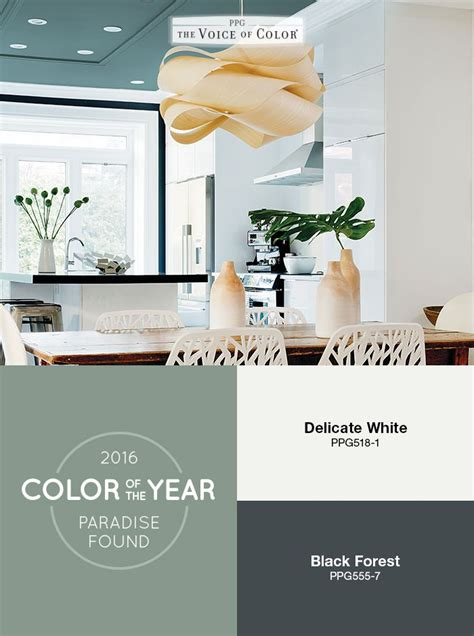 79 best 2016 paint color of the year paradise found images on color of the year