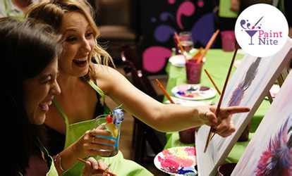 paint nite groupon pittsburgh things to do in pittsburgh deals in pittsburgh pa groupon