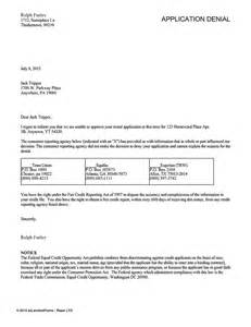 Credit Rejection Letter Sle Capital One Worsening Economic Conditions For