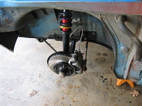 Datsun 510 Suspension Upgrades by 280zx Struts Suspension Ratsun Forums