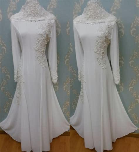 Baju Putih Nikah tempat cincin pengantin tempat yes