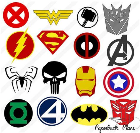 cricut templates free superheroes transformers svg png cut files for use with