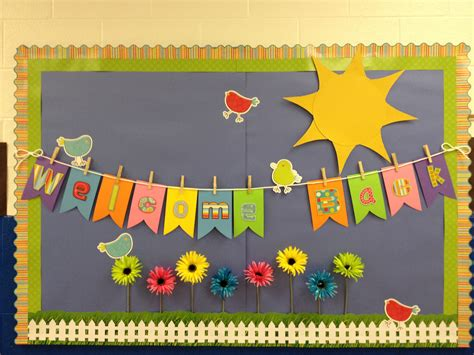 themes for college bulletin boards welcome back to school bulletin boards ideas bing images