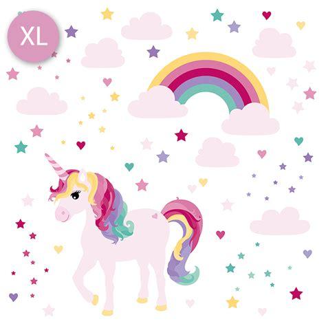 Xl Wandtattoo Kinderzimmer by Dinki Balloon Xl Kinderzimmer Wandsticker Einhorn Pink