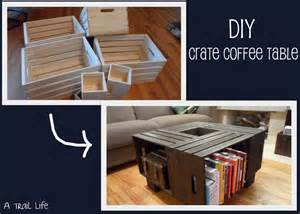 Diy Crate Coffee Table Pdf Diy Diy Crate Coffee Table Diy