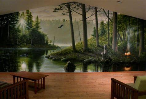 Nature Scene Wall Murals Http Www Findamuralist Com Mural Pictures Big Wildlife