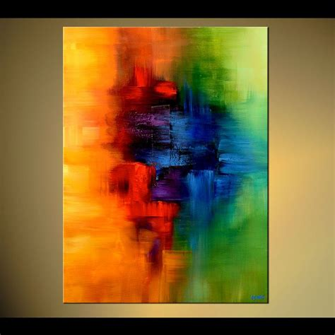 original abstract painting abstract by osnat tzadok artist osnat tzadok