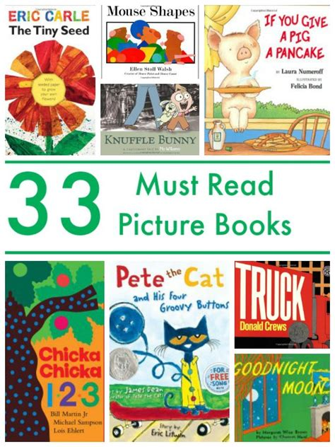 picture books ideas 33 must read picture books simple play ideas