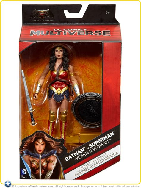 Wonder Woman Home Decor by Mattel Dc Comics Multiverse Batman V Superman Dawn Of