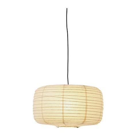 Paper Pendant Shade Ikea Paper Pendant L Shade Rice Paper L 3 Models To Choose From New