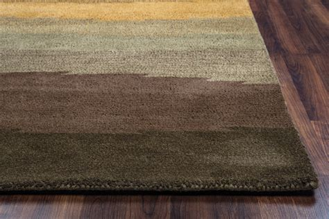 pastel striped rug colours striped pastel pattern wool area rug in brown gold olive 3 x 5