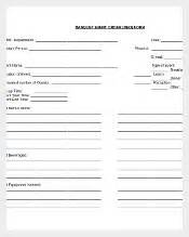 banquet order form template order template 271 free word excel pdf documents