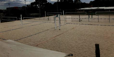 how to make a beach volleyball court in your backyard how to build a sand volleyball court volleyball mecca