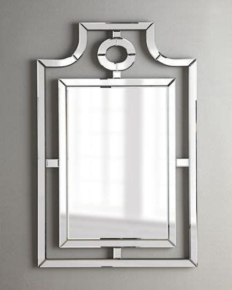 shaped bathroom mirrors pagoda shaped mirror