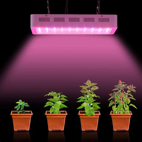 plants that grow in fluorescent light growing lights 2 rayway 5w 9w 15w full spectrum led plant
