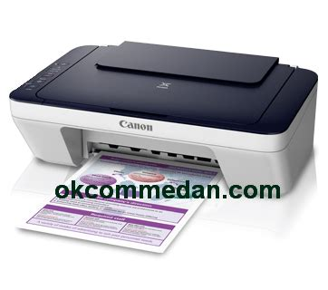 Printer Canon Murah printer canon e400 catridge murah print scan copy toko computer termurah di medan