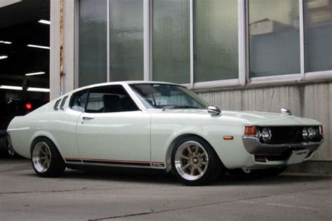 Vintage Toyota Japan Classic Car Gallery Toyota Celica The