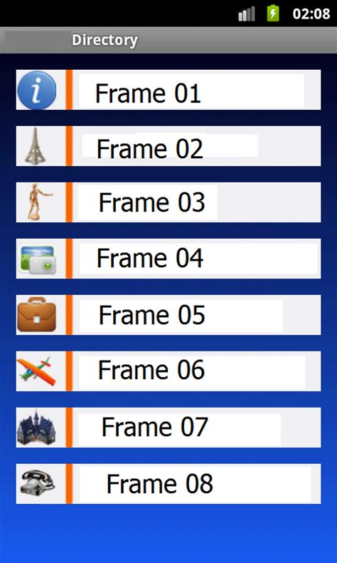 frame layout weight android android configuring click listener for frame layout