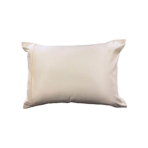 white bed rest pillow rest and renew king pillow protector in white bed bath