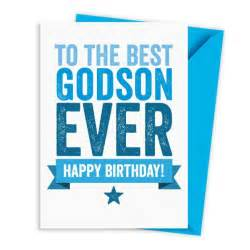 nice greetings to the best godson ever happy birthday