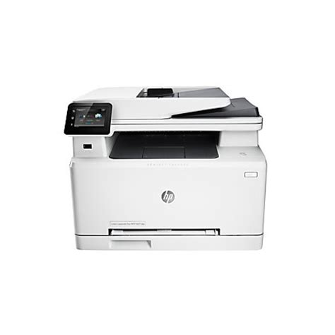 Printer Laserjet Wifi hp laserjet pro m277dw wireless color laser printer with jetintelligence by office depot officemax