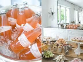 Ideas De Baby Shower Rustic Pink Baby Shower The Sweetest Occasion