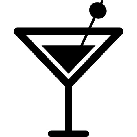 martini svg cocktail icons free download