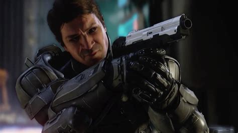 nathan fillion edward buck halo 5 nathan fillion ha chiesto agli sviluppatori di