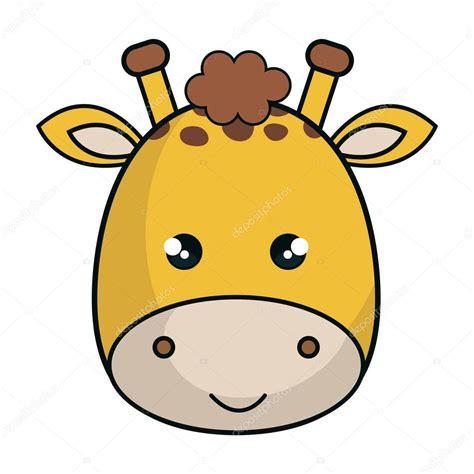 imagenes de animalitos kawaii estilo de animales kawaii cute giraffe archivo im 225 genes