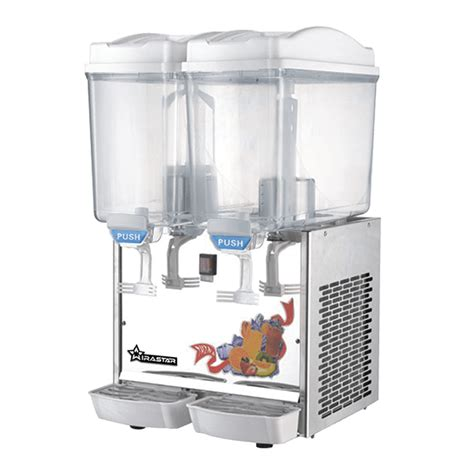 Mesin Juicer Dispenser juice dispenser 2 bowl mesin jus dispenser