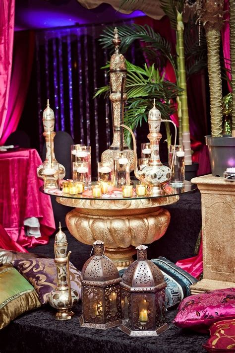themed weddings by luxe concept luxe concept arab wedding wedding