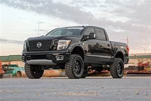 Nissan Titan Country 6 Lift For The 2016 Nissan Titan Xd