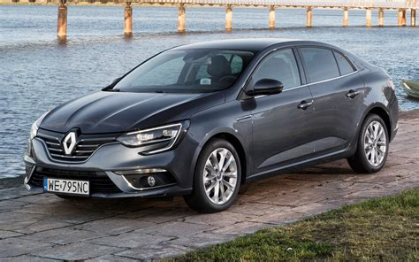 renault sedan 2016 renault megane sedan 2016 wallpapers and hd images car