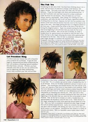 hype hair magazine photo gallery c sneed product placement in hype hair magazine