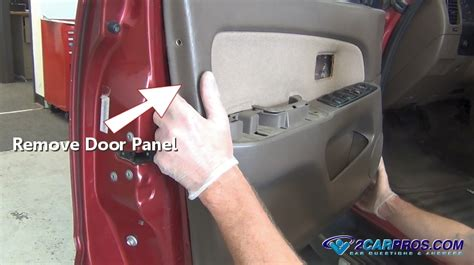 service manual how to remove door panel on a 1971 auto repair advice guide door lock outer handle replacement