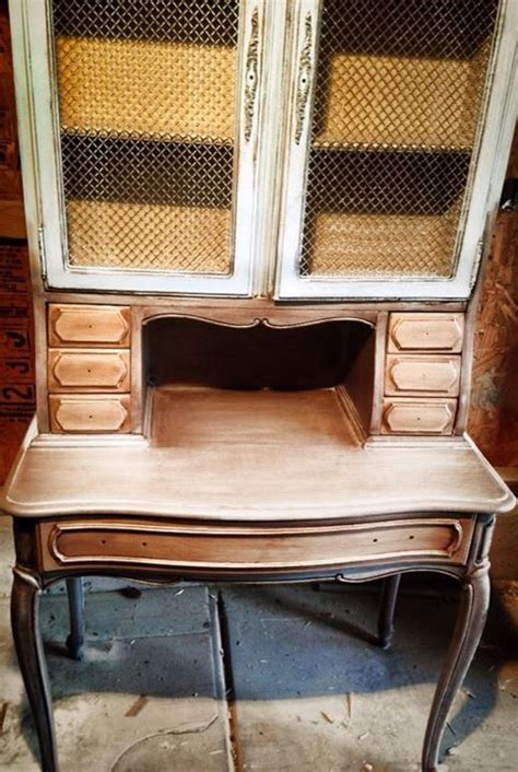 thomasville desk hutch thomasville desk revintaged