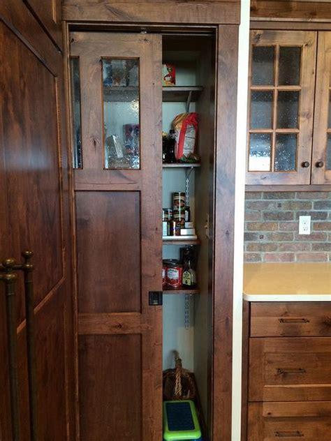 pocket pantry door kitchen