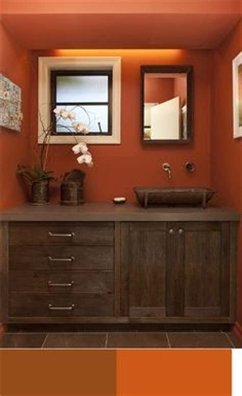 burnt orange bathroom accessories best 25 burnt orange bathrooms ideas on pinterest burnt