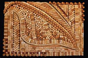Pics photos wine cork art projects how to