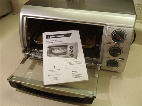 B D Toaster Oven b d toaster oven