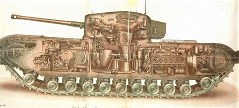 Churchill Tank Interior by 1st Royal Tank Regiment Interest