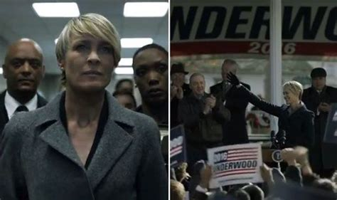 tense new house of cards trailer for season three airs