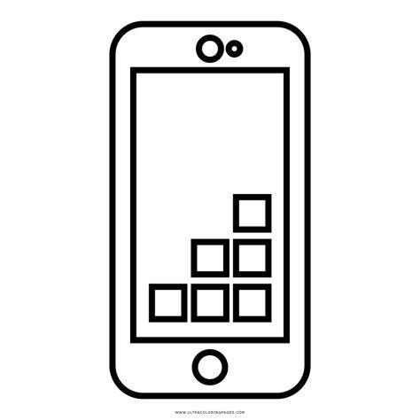 imagenes para telefonos inteligentes dibujo de tel 233 fono inteligente para colorear ultra