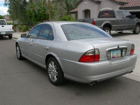 small engine service manuals 2005 lincoln ls security system purchase used 2005 lincoln ls sport sedan 4 door 3 9 liter v 8 automatic in phoenix arizona