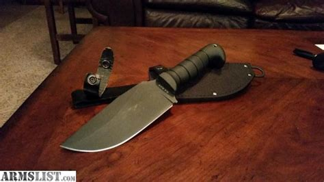 kabar for sale armslist for sale kabar warthog knife
