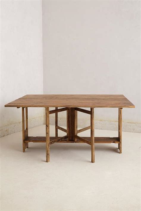 colonnette dining table i anthropologie